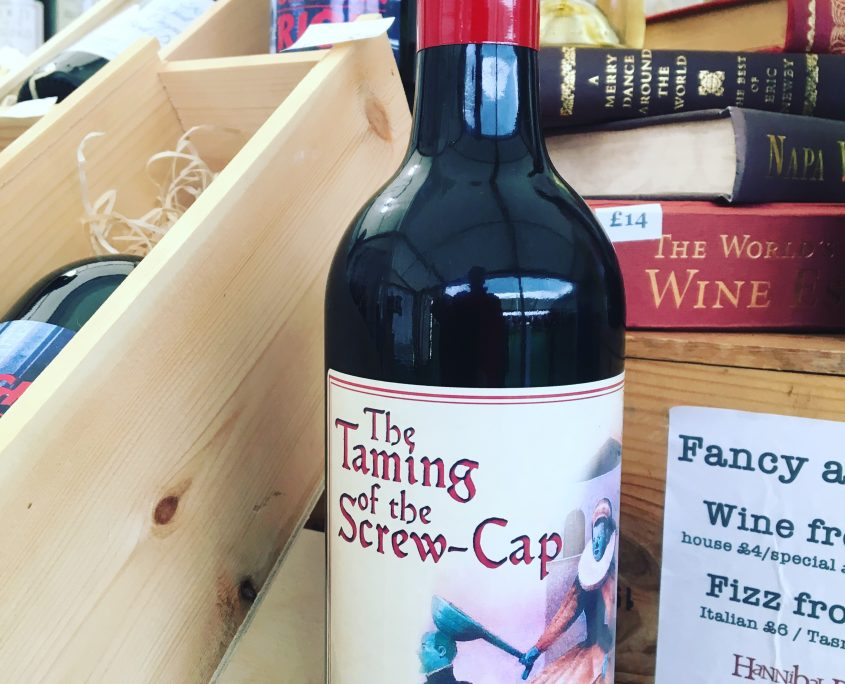 Taming of the Screw Cap